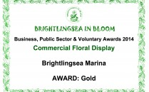 Brightlingsea in Bloom 2014 - 2