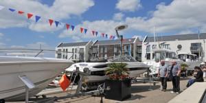Brightlingsea Marina Boat Show